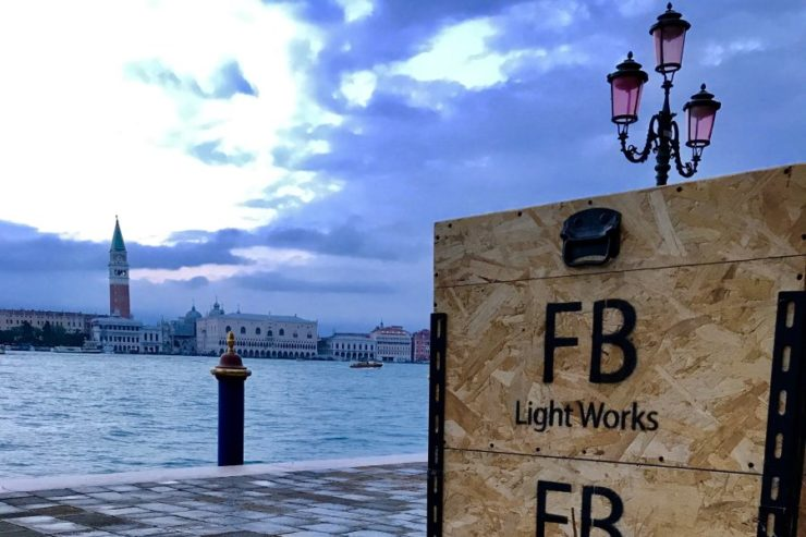 FB Light Works Granai Venezia 2017
