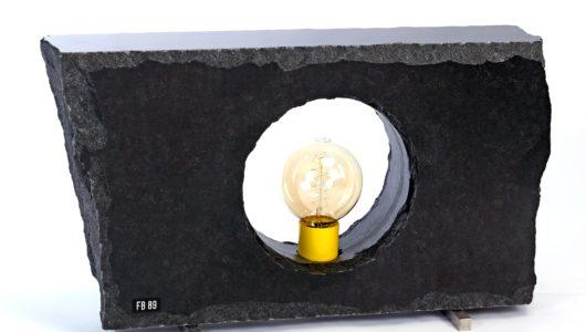 ideazione e progettazione lampada da tavolo 89 FB light works