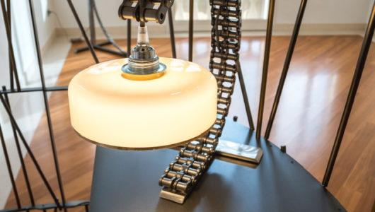 progettazione lampada da tavolo FB 76 FB light works
