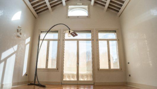 design lampada artigianale piantana FB 100